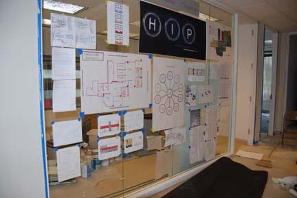 collaborative idea wall iida design matters