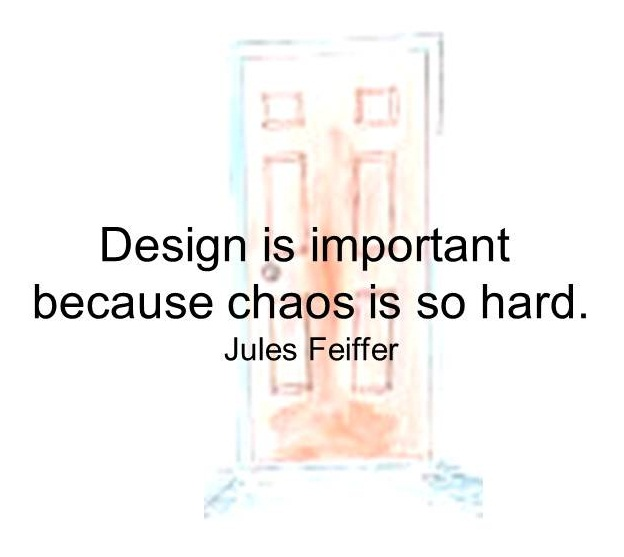 Designing customer experience iida 39 s cheryl durst talks for Interior design quote images
