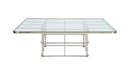 Montauk Bent Metal Table