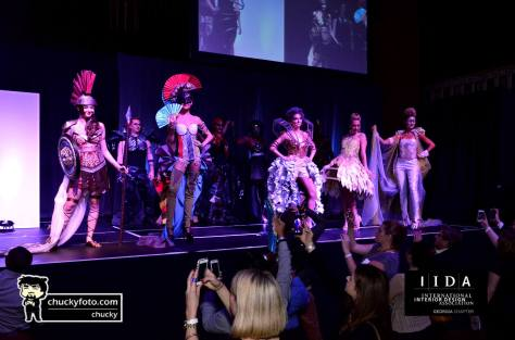IIDA Georgia, Dressed Fashion Show