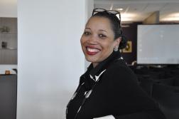 IIDA Executive Vice President and CEO Cheryl S. Durst, Hon. FIIDA, LEED AP