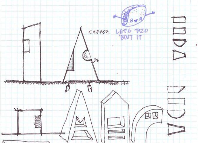 IIDA Booth Sketch