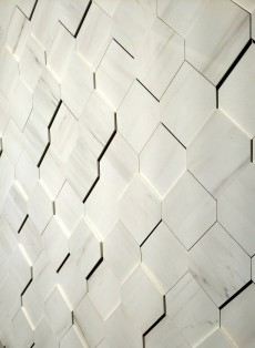 Tiles at Cersaie.